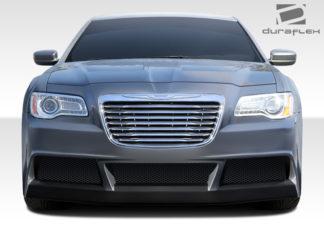 2011-2019 Chrysler 300 Duraflex Brizio Front Bumper Cover - 1 Piece