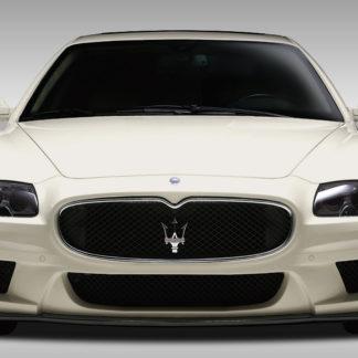 2005-2008 Maserati Quattroporte Eros Version 1 Front Bumper Cover - 1 Piece