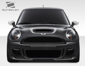 2007-2014 Mini Cooper Clubman / 07-13 Hardtop / 09-15 Convertible / 12-15 Coupe / 12-15 Roadster Duraflex DL-R Front Bumper Cover - 3 Piece