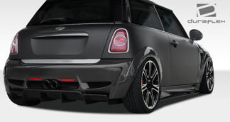 2007-2013 Mini Cooper Hardtop / 09-15 Convertible / 12-15 Coupe / 12-15 Roadster Duraflex DL-R Rear Bumper Cover - 1 Piece