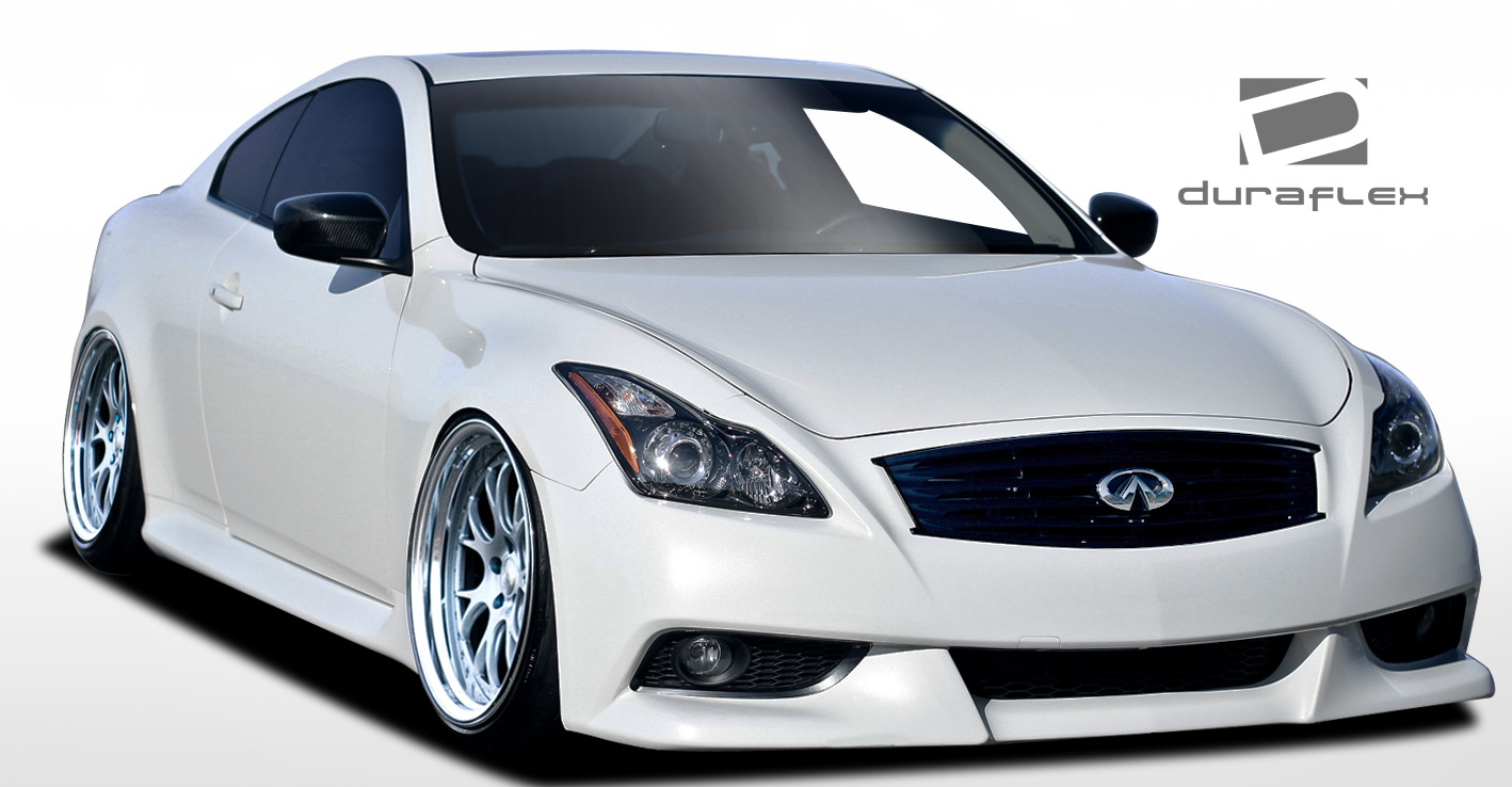 2008 2015 Infiniti G Coupe G37 Q60 Duraflex Ipl Look Body Kit 4 Piece