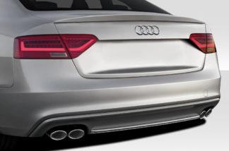 2008-2016 Audi A5 B8 2DR Duraflex CR-C Wing Trunk Lid Spoiler - 1 Piece