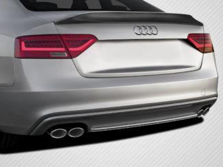 2008-2016 Audi A5 B8 2DR Carbon Creations CR-C Wing Trunk Lid Spoiler - 1 Piece