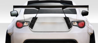 2013-2019 Scion FR-S Toyota 86 Subaru BRZ Duraflex GT500 Wing Trunk Lid Spoiler - 1 Piece
