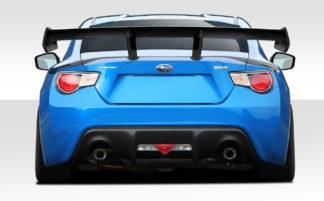 2013-2019 Scion FR-S Toyota 86 Subaru BRZ Duraflex Zeus Wing Trunk Lid Spoiler - 3 Piece