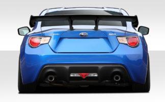 2013-2019 Scion FR-S Toyota 86 Subaru BRZ Duraflex Zeus 1600mm Wing Trunk Lid Spoiler - 1 Piece