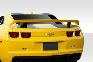 2010-2013 Chevrolet Camaro Duraflex High Wing Trunk Lid Spoiler - 1 Piece