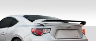 2013-2019 Scion FR-S Toyota 86 Subaru BRZ Duraflex W-1 Rear Wing Trunk Lid Spoiler - 1 Piece