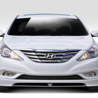 2011-2013 Hyundai Sonata Duraflex Racer Front Lip Under Air Dam Spoiler - 1 Piece