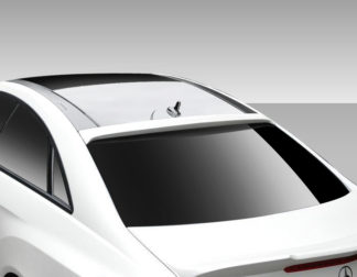 2010-2016 Mercedes E Class C207 2DR A207 Convertible Eros Version 3 Roof Wing Spoiler - 1 Piece (Overstock)