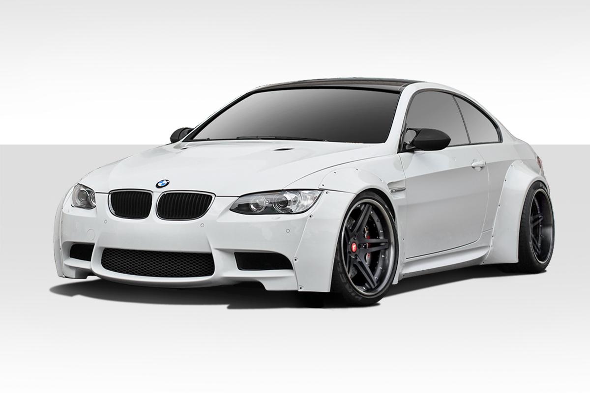 2008-2013 BMW M3 E92 E93 Duraflex Circuit Wide Body Kit ...