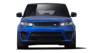 2014-2015 Land Rover Range Rover Sport Vaero SVR Look Front Bumper- 1 Piece