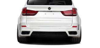 2014-2018 BMW X5 F15 Urethane AF-1 Wide Body Rear Bumper ( PUR-RIM ) - 1 Piece