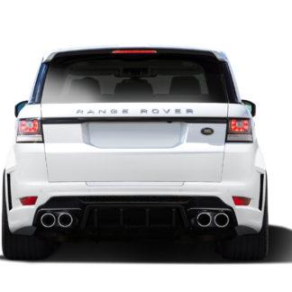 2014-2015 Land Rover Range Rover Sport Urethane AF-1 Rear Bumper ( PUR-RIM ) - 1 Piece