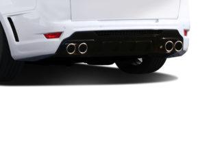 2014-2015 Land Rover Range Rover Sport AF-1 Rear Diffuser ( GFK ) - 1 Piece