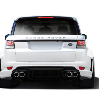 2014-2015 Land Rover Range Rover Sport Urethane AF-2 Wide Body Rear Bumper ( PUR-RIM ) - 1 Piece