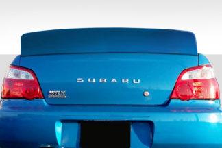 2002-2007 Subaru Impreza / WRX 4DR Duraflex Downforce Rear Wing Spoiler - 1 Piece