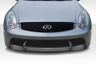 2003-2007 Infiniti G Coupe G35 Duraflex D-Spec Front Bumper - 1 Piece