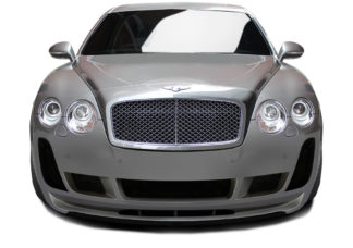 2003-2010 Bentley Continental GT GTC AF-2 Front Bumper Cover ( GFK ) - 1 Piece