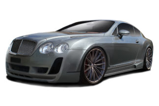 2003-2010 Bentley Continental GT GTC AF-2 Complete Kit ( GFK ) - 5 Piece