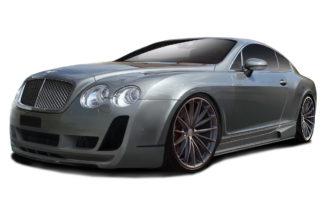 2003-2010 Bentley Continental GT GTC AF-2 Complete Kit ( GFK / CFP ) - 5 Piece