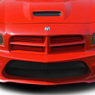 2006-2010 Dodge Charger Duraflex Hellcat Look Front Bumper - 1 Piece