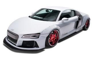 2008-2015 Audi R8 T42 AF Signature Series Wide Body Kit ( GFK ) - 14 Piece
