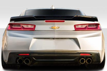 2016-2018 Chevrolet Camaro Duraflex Arsenal Rear Wing Spoiler - 1 Piece