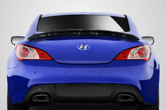 2010-2016 Hyundai Genesis Coupe 2DR Carbon Creations MSR Rear Wing Spoiler - 1 Piece