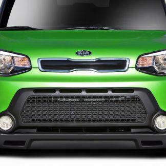 2015-2016 Kia Soul Duraflex Racer Front Lip - 1 Piece
