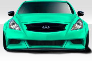 2008-2015 Infiniti G Coupe G37 Q60 Duraflex LBW Front Bumper - 1 Piece