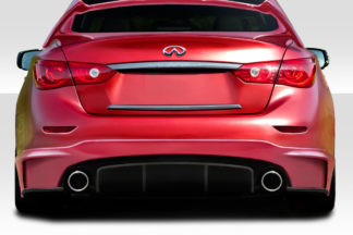 2014-2017 Infiniti Q50 Duraflex Impulse Rear Lip Spoiler - 1 Piece