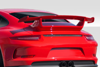2012-2015 Porsche 911 Carrera 991 Eros GT3 Look Wing ( includes brake light ) - 1 Piece