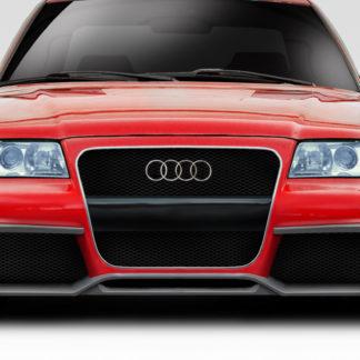 1996-2001 Audi A4 S4 B5 Duraflex Version 1 Front Bumper - 1 Piece