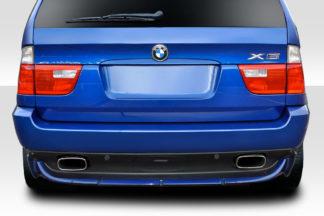 2000-2006 BMW X5 Duraflex 4.8is Look Rear Lip Spoiler - 1 Piece