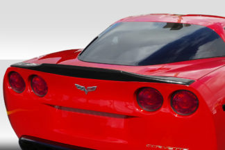 2005-2013 Chevrolet Corvette C6 Duraflex GTC Wing Spoiler - 1 Piece