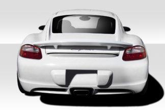 2006-2010 Porsche Cayman Duraflex CS Wing Spoiler - 1 Piece