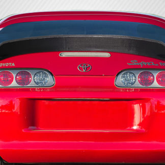 1993-1998 Toyota Supra Carbon Creations Raymer Trunk Wing - 1 Piece