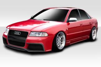 1996-2001 Audi A4 S4 B5 4DR Duraflex Version 1 Body Kit - 4 Piece