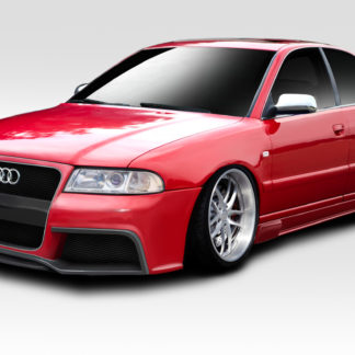 1996-2001 Audi A4 S4 B5 4DR Duraflex Version 1 Body Kit - 4 Piece