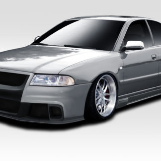 1996-2001 Audi A4 S4 B5 4DR Duraflex Version 2 Body Kit - 4 Piece