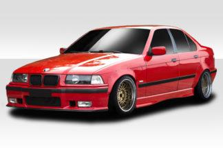 1992-1998 BMW 3 Series E36 Duraflex RBS Fender Flare Kit - 4 Piece