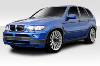 2000-2006 BMW X5 Duraflex 4.8is Look Body Kit - 8 Piece