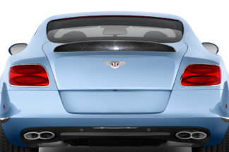 2012-2017 Bentley Continental GT Coupe V8 Carbon AF-1 Trunk Wing Spoiler - 1 Piece ( CFP )