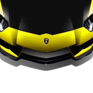 2011-2017 Lamborghini Aventador LP 700 AF-1 Front Aero Splitters - 2 Piece ( GFK )