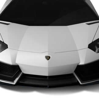 2011-2017 Lamborghini Aventador LP 700 AF-1 Front Race Splitter - 1 Piece ( GFK )