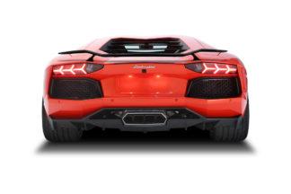 2011-2017 Lamborghini Aventador AF-1 Wing - 1 Piece ( GFK )