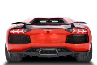2011-2017 Lamborghini Aventador Carbon AF-1 Wing - 1 Piece ( CFP )