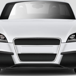 2008-2015 Audi TT 8J Duraflex Regulator Front Bumper - 1 Piece