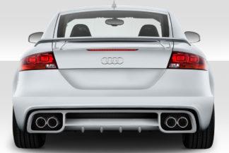 2008-2015 Audi TT 8J Duraflex Regulator Rear Bumper - 1 Piece